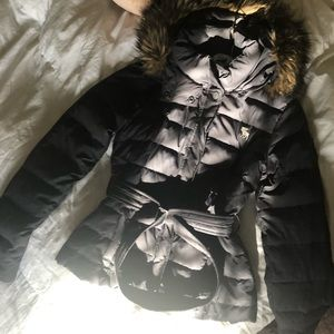 Abercrombie & Fitch Puff Jacket